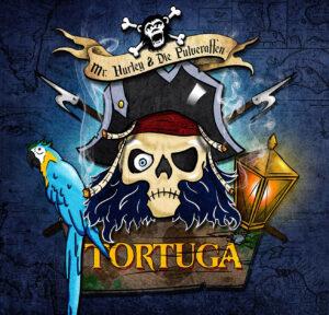 """Cover vom Pulveraffen-Album """"Tortuga"""""""