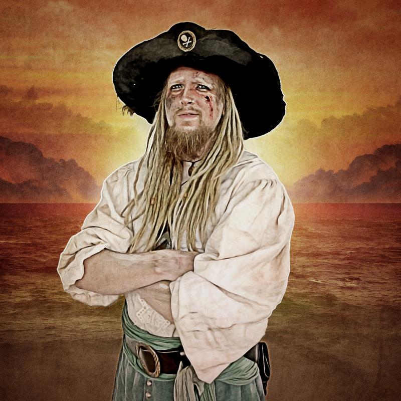 Bandfoto Mr. Hurley